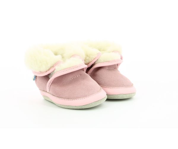 COSY WOOL ROSE CLAIR