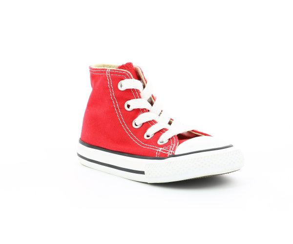 Chuck Taylor All Star Core HI Rouge (20-26)
