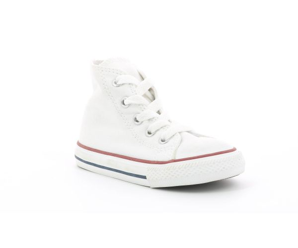 CHUCK TAYLOR ALL STAR HI BLANC (20-26)