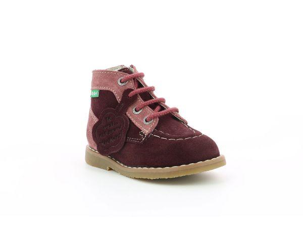 Chaussures Fille Kickers Toutes les chaussures pour Fille