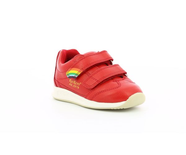 KICK 18 BB ROUGE RAINBOW