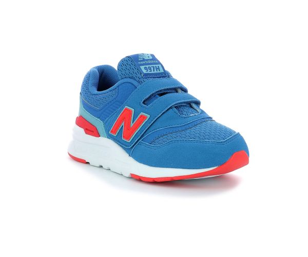 basket new balance enfant scratch