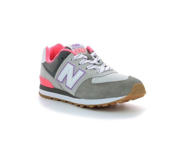 basket new balance fille 32
