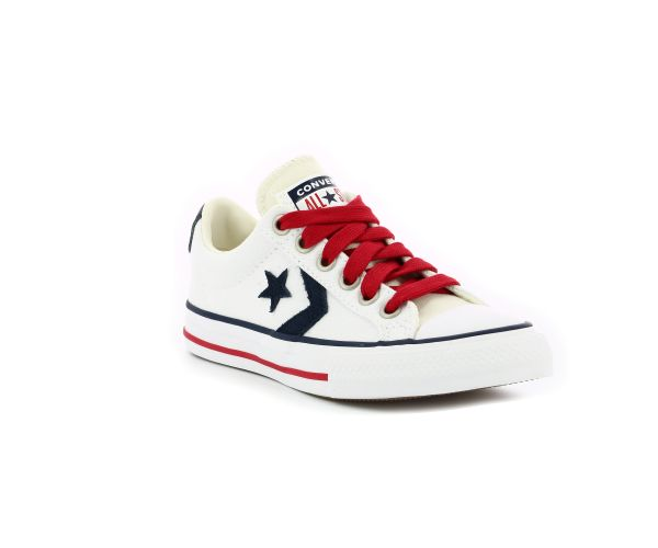 CHUCK TAYLOR ALL STAR OX EV BLANC