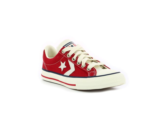CHUCK TAYLOR ALL STAR OX EV ROUGE