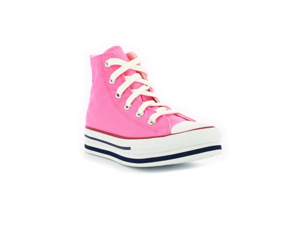 CHUCK TAYLOR ALL STAR PLATFO HI ROSE