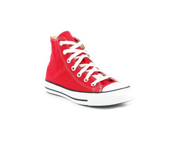 CHUCK TAYLOR ALL STAR CORE HI ROUGE