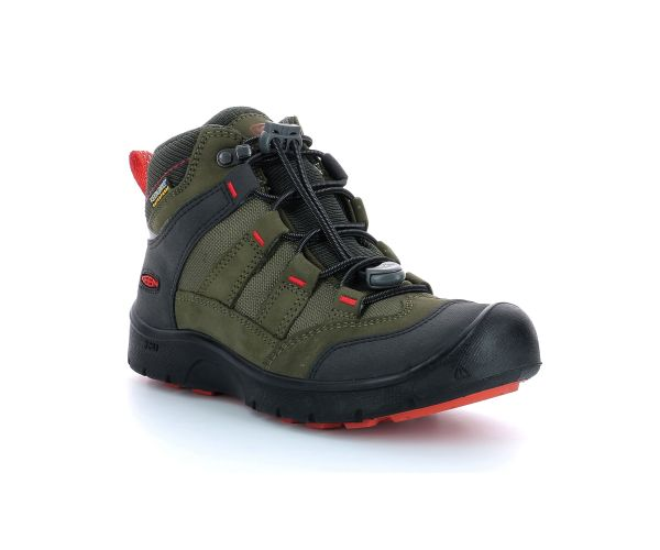 HIKEPORT MID WP MARTINI OLIVE PUREED PU
