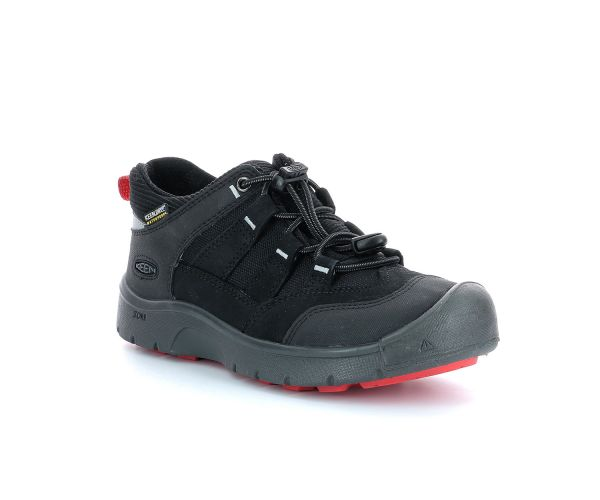 HIKEPORT WP BLACK  BRIGHT RED