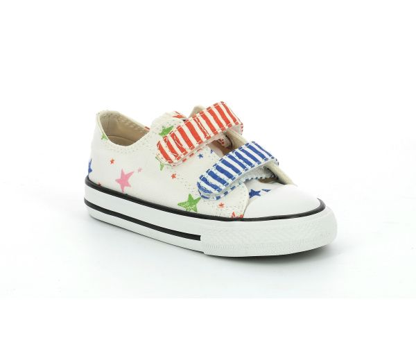CHUCK TAYLOR ALL STAR OX 2V MULTICOLOR