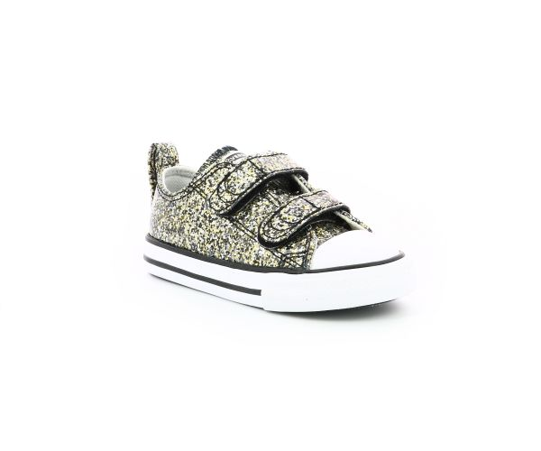 CHUCK TAYLOR ALL STAR OX 2V OR GLITTER