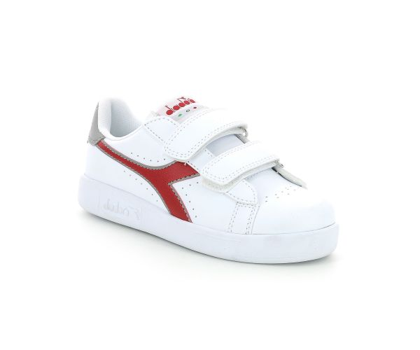GAME P PS WHITE TANGO RED