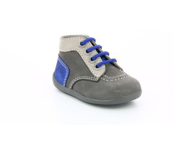 Co Chaussures Kids And Kickers Gris Bleu Clair Bonbon 3AjqL45R