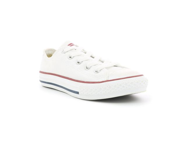 CHUCK TAYLOR ALL STAR CORE OX BLANC (27-35)