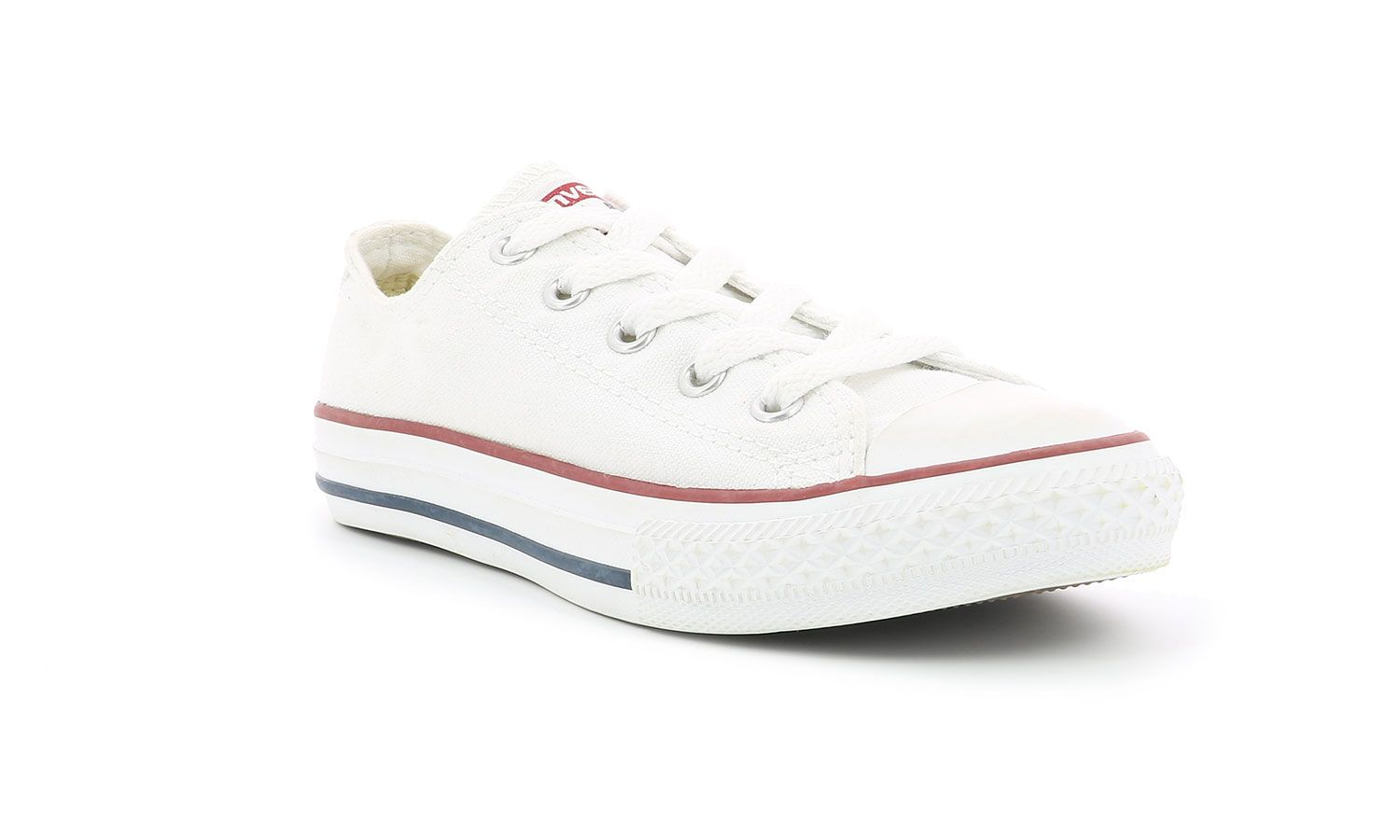 Chaussures Converse CHUCK TAYLOR ALL STAR CORE OX BLANC (27