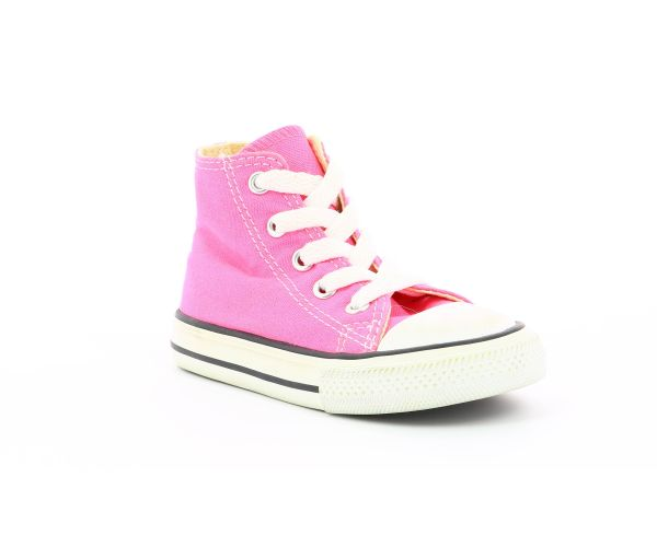 CHUCK TAYLOR ALL STAR CORE HI ROSE (20-26)