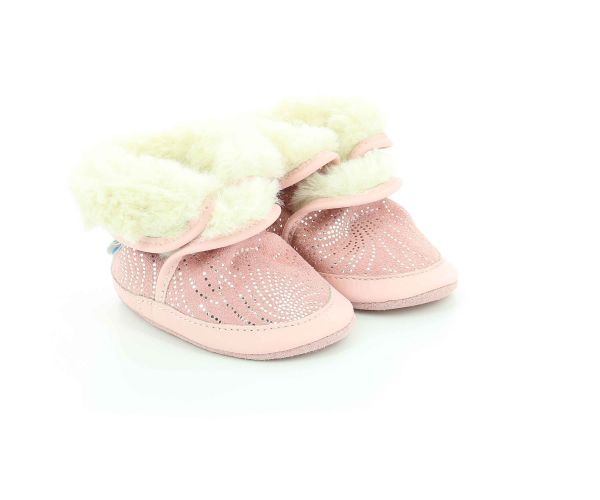 COSY BOOT ROSE CLAIR