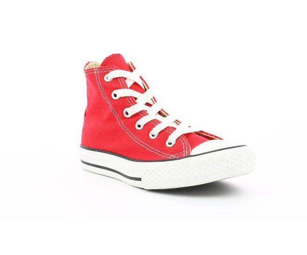 Chuck Taylor All Star Core HI Rouge (27-35)