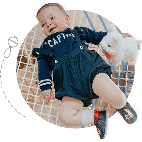 Chaussures enfants multimarques kids and co rentrée des classes crèche