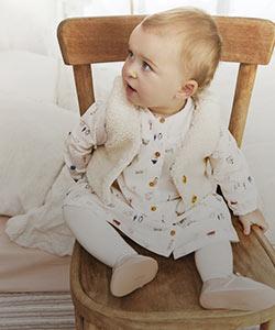 toutes les chaussures en cuir de marques pour bébés
