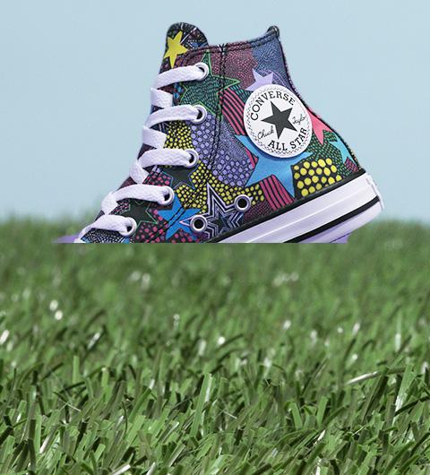 Les chaussures à motifs