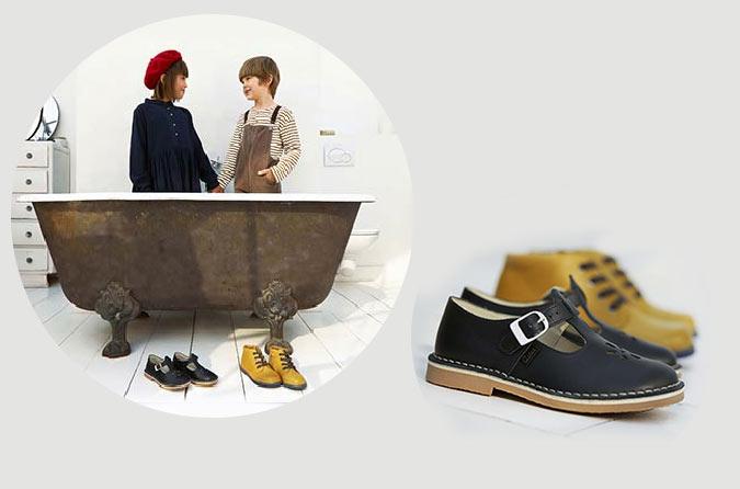 L'histoire de la marque de chaussures pour enfants Aster