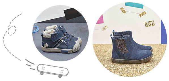 L'histoire de la marque de chaussures pour enfants Mod8