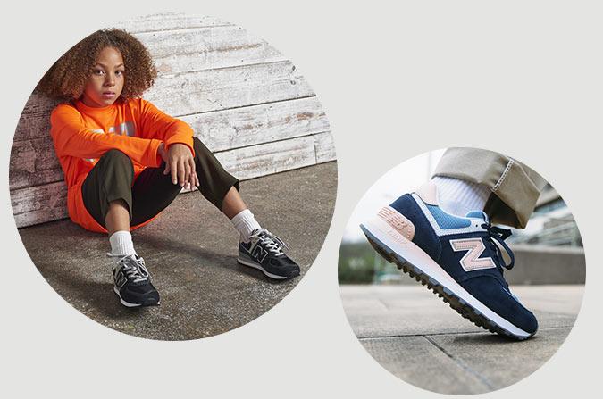 L'histoire de la marque de chaussures pour enfants New Balance